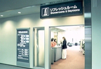Dayroom entrance